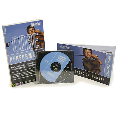 Core Performance Golf Training DVD