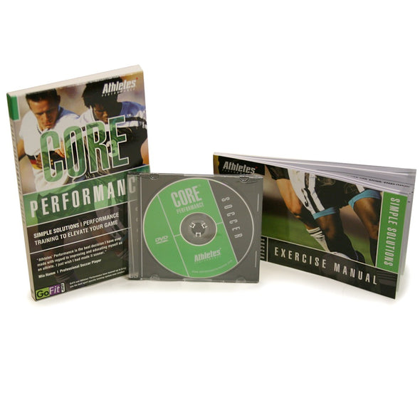 Core Performance Soccer Training DVD