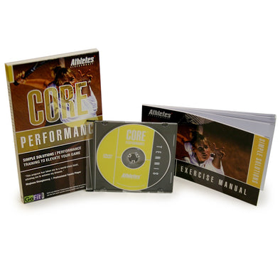 Core Performance Tennis Training DVD