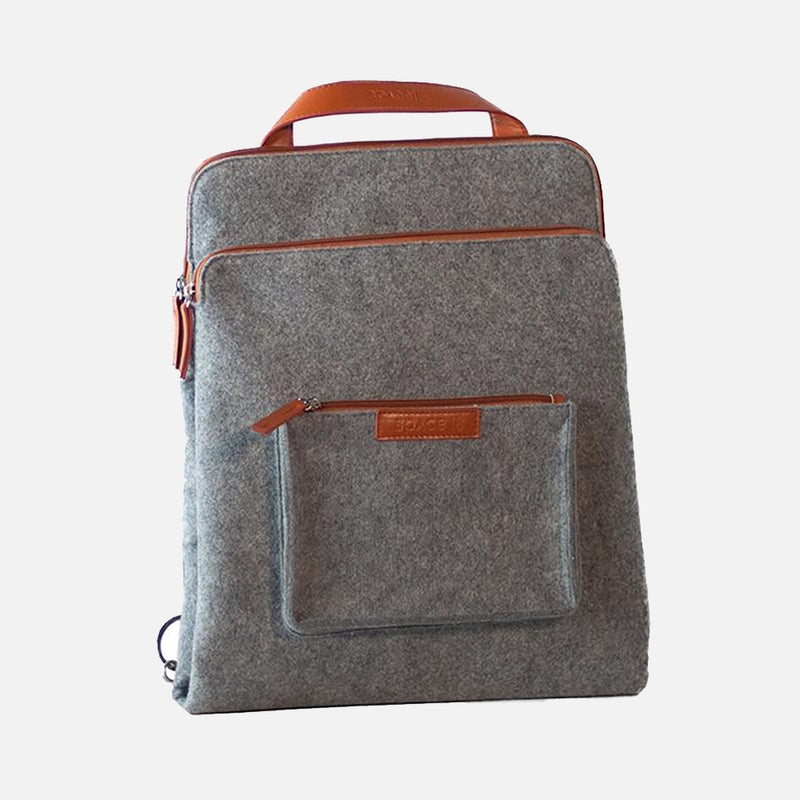 All-in-one Eco-felt Backpack