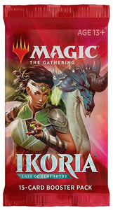 Magic the Gathering - Ikoria: Lair of Behemoths - 1 Pack
