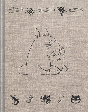 My Neighbor Totoro Sketchbook (Blank)