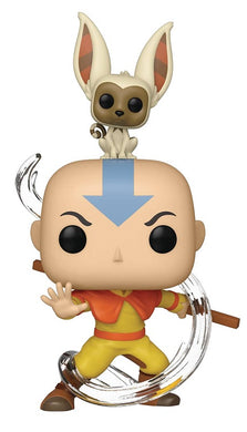 Pop - Avatar - Aang with Momo