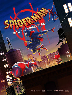 Spider-Man – Into The Spider-Verse Poster Book TP