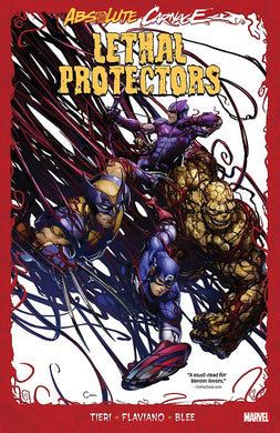 Absolute Carnage - Lethal Protectors TP