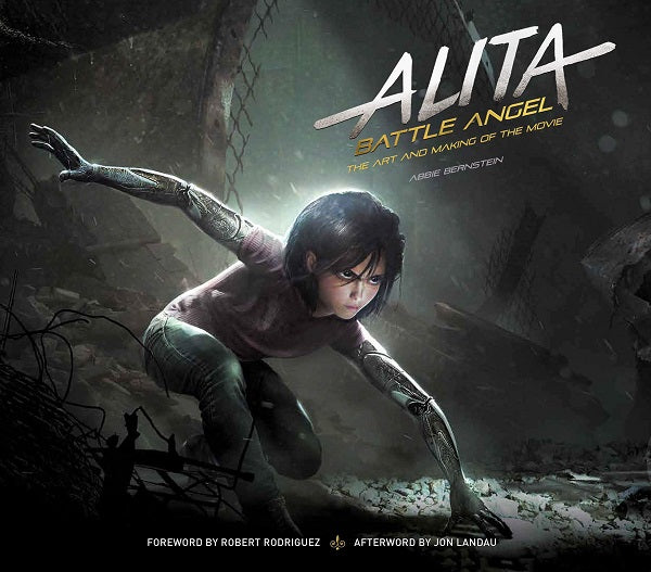 Alita - Battle Angel - Art and Making of the Movie Hc