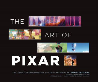 Art of Pixar - Complete Color Scripts 25 Years Revised & Expanded