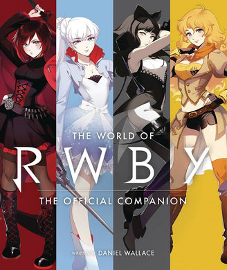 World of RWBY - Official Companion