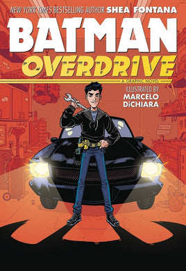 Batman Overdrive TP