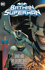 Batman Superman Hc Vol 01 - Who Are The Secret Six