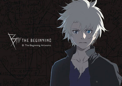 B The Beginning Artworks