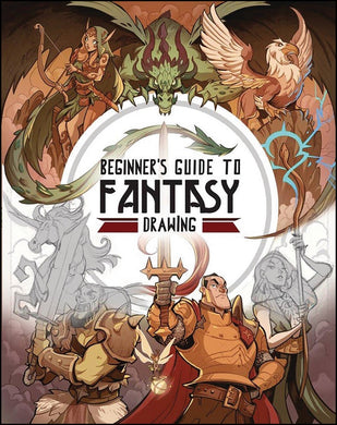 Beginners Guide to Fantasy Drawing