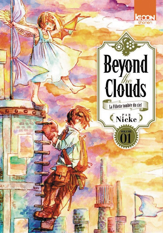 Beyond the Clouds Vol 01
