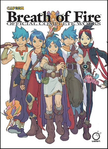 Breath of Fire - Offical Complete Works Hc