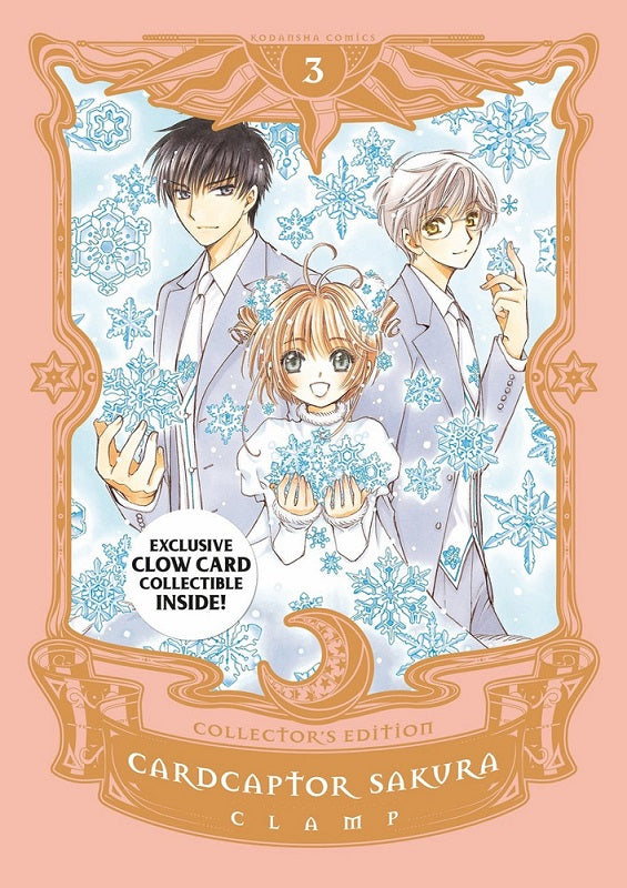 Cardcaptor Sakura - Collector's Edition Hc Vol 03