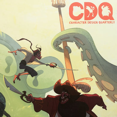 Character Design Quarterly #7