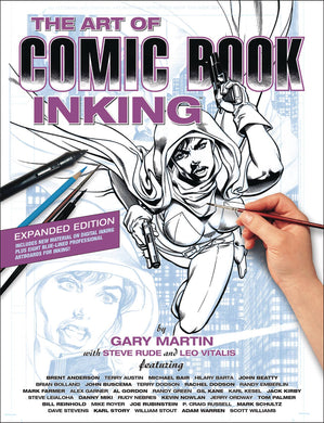 Art of Comic Book Inking 3rd Edition