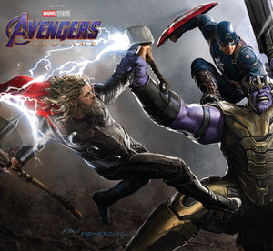 Art of Avengers - Endgame