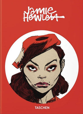 Art of Jamie Hewlett - Taschen 40th Anniversary HC