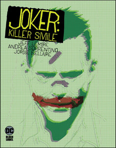 Joker - Killer Smile HC