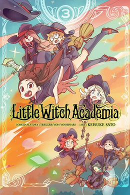 Little Witch Academia Vol 03