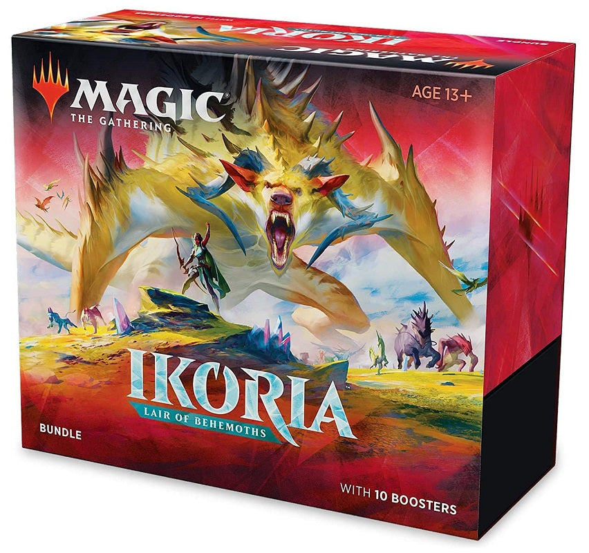 Magic the Gathering - Ikoria: Lair of Behemoths - Bundle