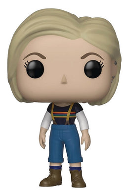 Pop - Television - Dr Who - Thirteenth Doctor