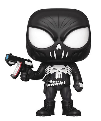 Pop - Venomized - Punisher