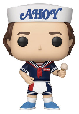Pop - Stranger Things - Steve w/ Hat and Ice Cream