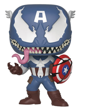 Pop - Marvel - Venomized Captain America