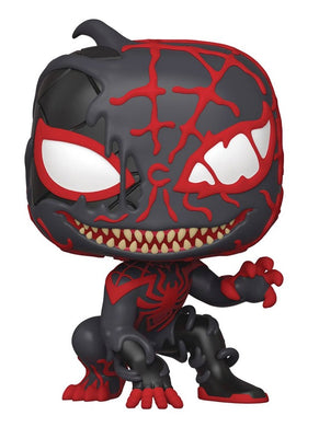 Pop - Marvel - Venomized Miles Morales