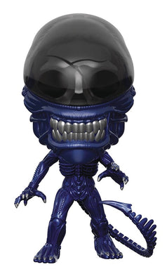 Pop - Movies - Alien 40th Xenomorph (Blue Metallic)