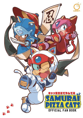 Samurai Pizza Cats Official Fanbook