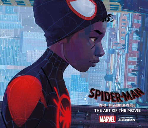 Spider-man - Into the Spider-verse - Art of the Movie