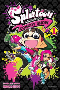 Splatoon - Squid Kids Comedy Show Vol 01