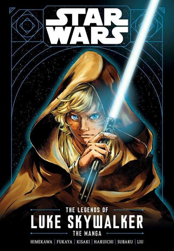 Star Wars - Legends of Luke Skywalker - Manga