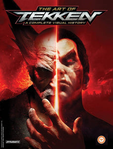Art of Tekken - A Complete Visual History Hc