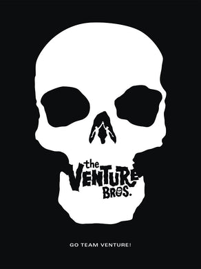Go Team Venture - Art & Making of Venture Bros Hc