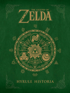 Art of Legend of Zelda - Hyrule Historia Hc
