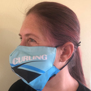 Curling Sports Mask