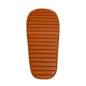 Red Brick Slip-on Slider