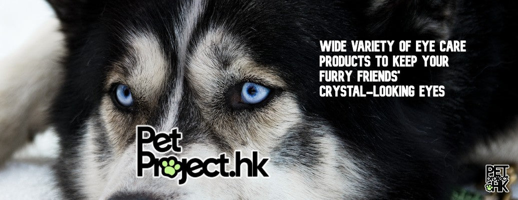 Pets' Eye Care products on PetProject.HK
