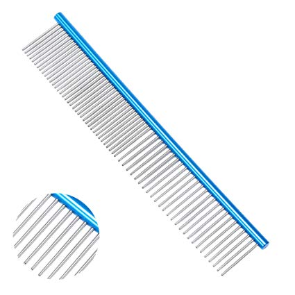 Petiy Beauty - Stainless Steel Pet Comb - PetProject.HK