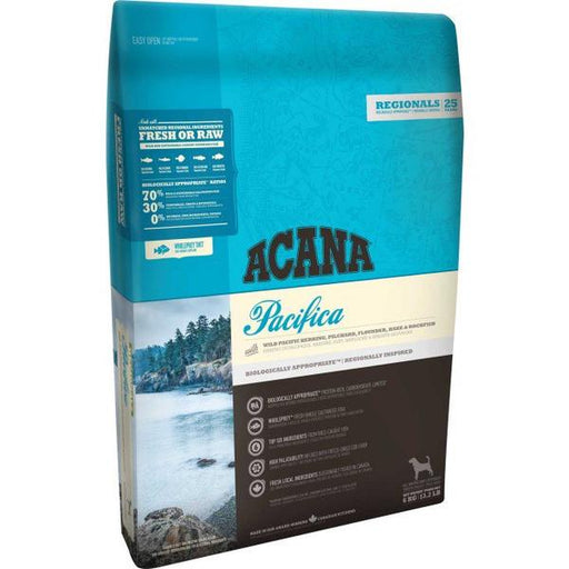 Acana - Regional Grain Free Dog Food - Pacifica - 11.4KG