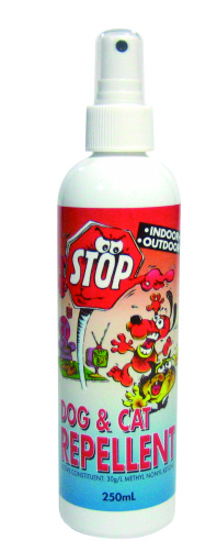 Aristopet - Indoor or Outdoor Stop Repellent for Cats and Dogs (250ml) - PetProject.HK