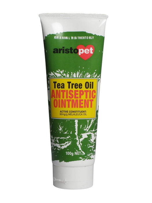 PetProject.HK: Aristopet - Tea Tree Oil Soothing Antiseptic Ointment