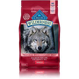 BLUE Wilderness - Adult Dogs - Salmon Recipe - 4.5LB