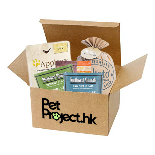 PetProject.HK Sample Pack - Cat Dry Food - PetProject.HK