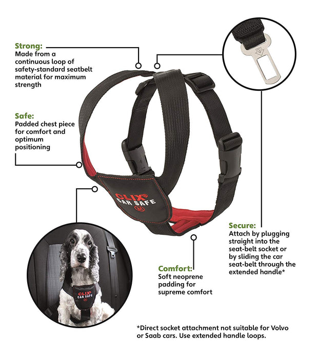 Clix - CarSafe Harness