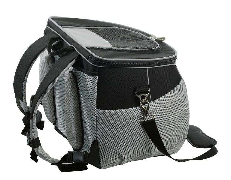 One for Pets - EVA Backpack - Black - (18.25″ – 21″) x 14″ x 13.75″(L) - PetProject.HK